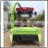 Self propelled harvest machine grass silage harvester grass chopper machine for animals feed