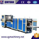 automatic paper shopping bag making machine, paper bag paper forming machine