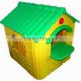 Custom Outdoor Strong large cat pet hard plastic cage house with door and lock,small pet house