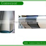 leather tannery polishing machine conveyor belting manufacturer