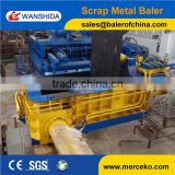 High quality copper baling press