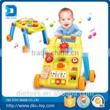 Sit-to-stand Learning Walker, Plastic baby walker , Baby walker toys with lights & music
