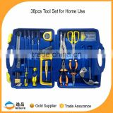 Gold Supplier New Design 38 pcs Toolkit