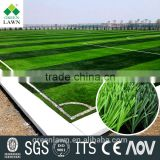 2017 Plastic grass mat artificial football grass China factory