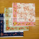 cotton printed handkerchief