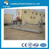 Swing stage suspended scaffolding ZLP800 for building cleaning