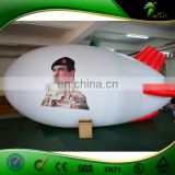 Inflatable Helium Jet Plane Toy Out door Advertising Remove Control Blimp Airship Shape Balloon