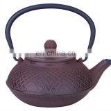 Japanese cast iron teapot 0118