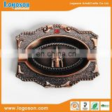 High Quality Turkey Souvenir Antique Copper Custom Metal Cigar Ashtray