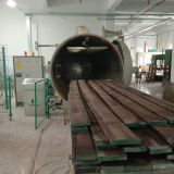 3m3 Radio Frequency Drying Equipment For Wood Slab