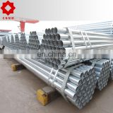 rigid steel conduit 48.3mm hot dipped galvanized tube scaffolding pipe length 20ft
