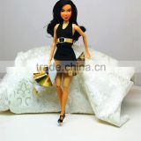 Hot sale 2016 Fashion Baby Doll Beauty Barbie Dolls