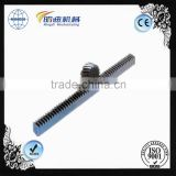 CNC gear racks 45# new type rack and pinion price/small rack and pinion gears/ gear rack for sliding gate