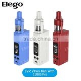 Hot Authentic Joyetech eVic VTwo Mini with CUBIS Pro Full Kit Elego Large Stock Wholesale