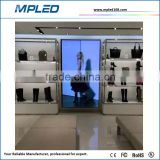 Super large LED wall in toggery 3D image lcd splicing wall on hot sale with cheap price                                                                         Quality Choice