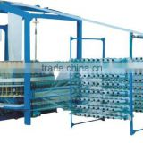 circular loom knitting machine for weaving