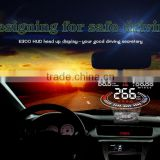 Consumer electronic Car accessory magic head up display hud screen obd2 On Board Diagnostic