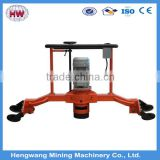 Multi-fuction rail maintenance machine for grinding all kinds of rail steel -- HW--4 rail switch grinding machine