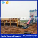 Commercial Stationary Construction Machinery Cement Mixing Plant for sale