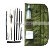 AR15 / M16 Compact Nylon Bag Field Rifle Gun Cleaning Kit for Army or Civil Use Wholesale