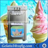 frozen sweet candy ice machine for making ice cream cone