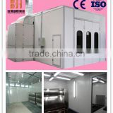 High Quality Furniture Water Curtain Spray Booth with CE approved                                                                         Quality Choice