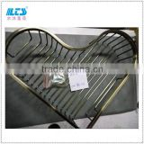 Bronze Bathroom Heart-Shape Basket Hot Selling