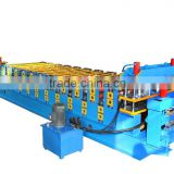double sheet layer roof panel roll forming machine