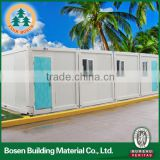 Container kit homes for hotel,office,apartment,toilet,shop&camp container homes cost