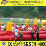 Giant Inflatable Table Soccer Ball Field