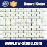 Carrara white marble mosaic tiles for floor tiles and wall tiles(hot product)