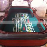 84 Inch Deluxe Crap Table, Casino table