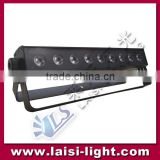 9 pcs led battery power wireless dmx wall washer , Outdoor Led Wall Washers/Ip65 Led Wall Washer/Led Washer