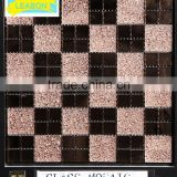 Leabon glass mosaic tile,mosaic art pattern in foshan