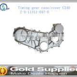 Brand New Timing Gear Cover Timing case For Isuzu C240 Z-5-11311-047-0 with High Quality and Most Competitive price.