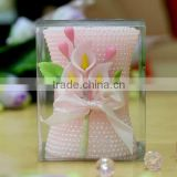 Beautiful PET crystal clear plastic box