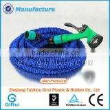 Gold supplier DIN flexible soft high pressure anti-Abrasion garden water expandable hose                                                                         Quality Choice