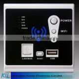 dedicated intelligent socket with wifi signal and 5v charger port