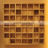 China MDF 2D Diffuser For Interior Wall Panel Meet Sound System For Interior Wall Panel Meet Sound System