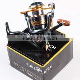 Wholesale Weight 267g Spinning Reel Aluminum Fishing Reel