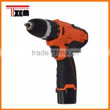 12V Rechargeable Portable Electric Drill-TX-DZ128SS