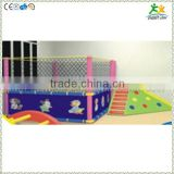 FS-SP-042I customized eco-friendly PVC & EPE & Wood kids indoor playground ball pool