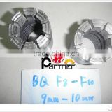 High stability quality natural diamond core drill bits BQ F8-F10 9mm-10mm segments for hard rock
