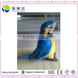 Hot sell Repeat talking Parrot plush toy