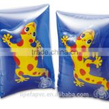 Factory wholesale inflatable lovely arm bands with printed