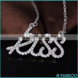 925 Sterling Silver Necklace Kiss Necklace Crystal Choker Necklace for Girl Women Gift