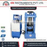 Stable, Reliable and Excellent Quality Concrete Compression Testing Machine from Certified Producer
