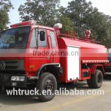 Caron steel 10cbm 4*2 spray water fire truck 6*6 fire fighting truck 6*4 forest fire truck
