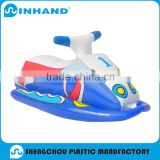 EN71 1/2/3 pvc inflatable motor cycle rider, KIDS animal rider toy