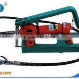hydraulic pump foot operated (CFP-800-1) Manual Hydraulic Pump 350psi 10000psi hydraulic pumps